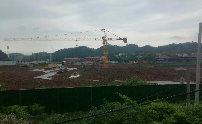新昌这里在造农副产品物流中心,西区菜场真的要搬了?