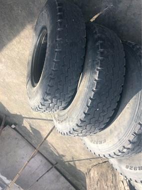 【转卖】刚拆下来的几个轮胎