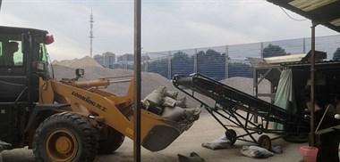 太仓市朝阳沙场,出售黄沙水泥石子,装修专用袋装砂石