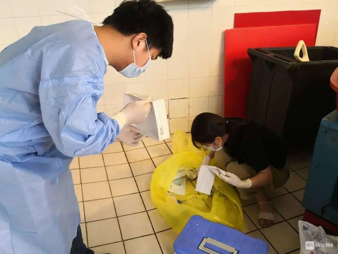 最新!这地南美白虾外包装核酸检测呈阳性!温岭检测…