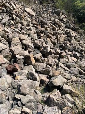 大量收石头(青石 麻石