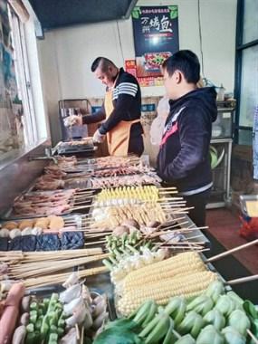 衢州市心厨特色小吃培训