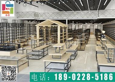 彩妆集合店品牌WOW COLOUR货架,诺米货架,三福