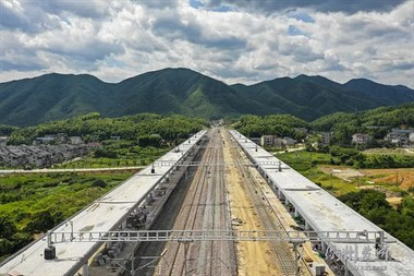 衢州又一火车站将投用!这条重要铁路最新进展公布