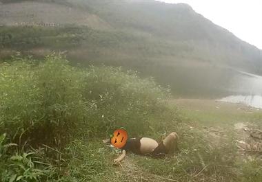 男子在绍兴水库边躺了2天,结果发现时...