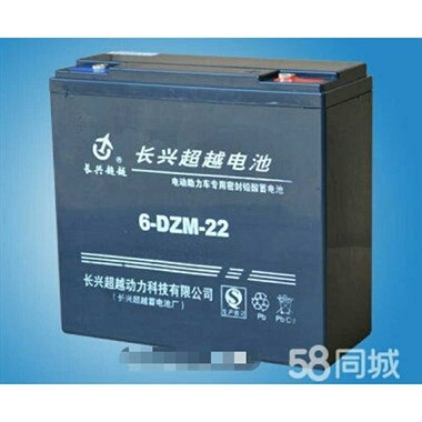 【转卖】便宜换购电动车蓄电池,保修一年。