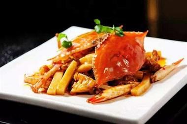 梭子蟹,100块4斤,可加工熟的