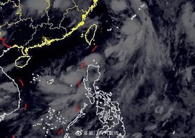 紧急!6号台风或将生成,预计明天登陆福建沿海一带!