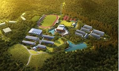 投資3.4億,德清這所中學預計年底完工!可招收8百名學生