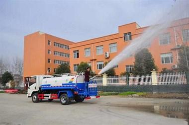 杭州专业水罐车洒水车出租竞技场运水