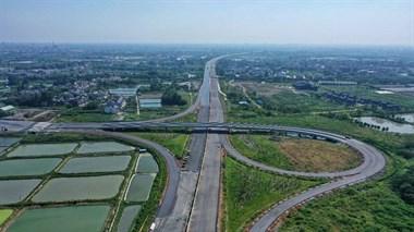 全在德清境內!杭州二繞湖州段全線貫通,今年底通車!