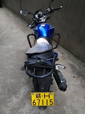 【转卖】转让摩托车