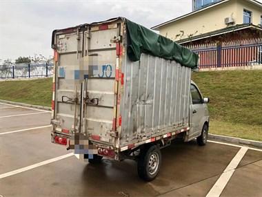 【转卖】转卖厢式货车