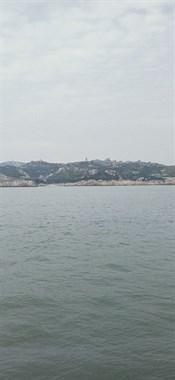 舟山的海船