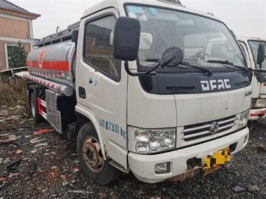 【转卖】2015年柴油油罐车,4.8立方