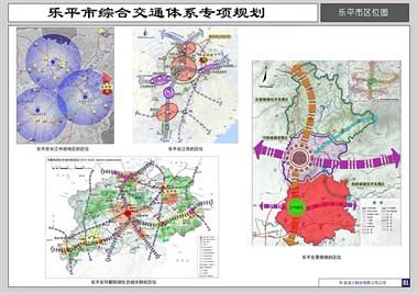 乐平市综合交通规划