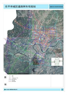速看!景德镇这地道路网规划方案图!高速、省道、主干路…