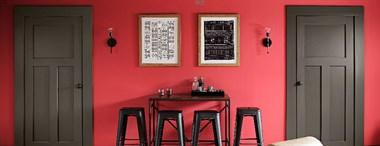 家里回南天太潮,墙壁用什么涂料可以防霉防潮还好看?