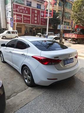 本人有一辆北京现代出售,车况好