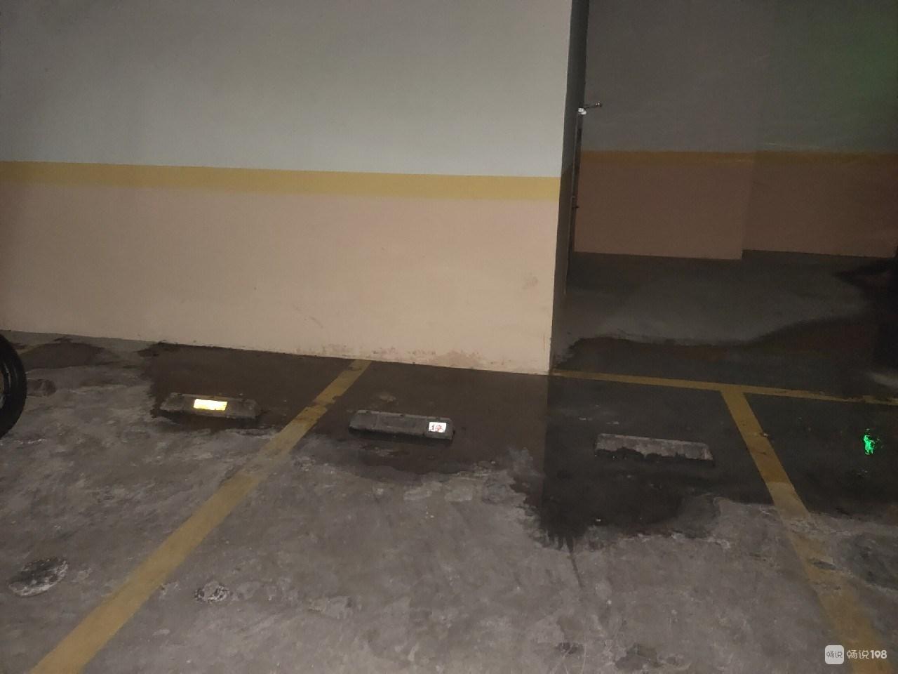 嵊州这小区地库积水严重,反馈给物业竟然说修不了?