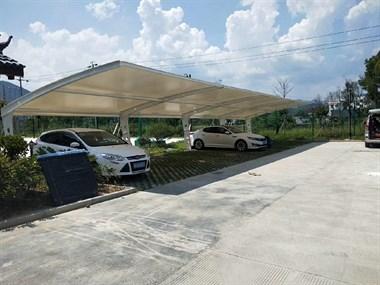 昆山市充电桩车棚钢结构停车棚活动棚13486965858