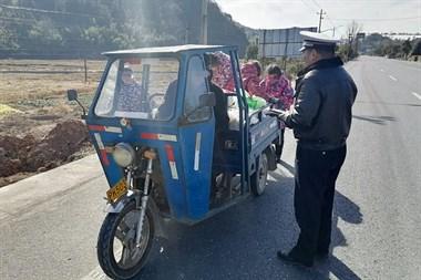 诸暨这些司机、车辆,违法被曝光!
