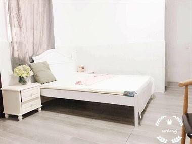 三江城单身公寓出租,北欧风格全新装修家具家电齐全拎包入住
