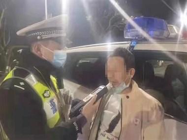 """春运安全丨莫让酒水变泪水,我市一""""滴滴""""司机醉驾获刑"""