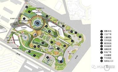 最新!新昌人民医院平面设计方案公布,和花园一样