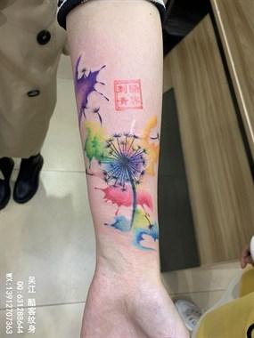 吴江松陵纹身#个性纹身图案#吴江酷客纹身