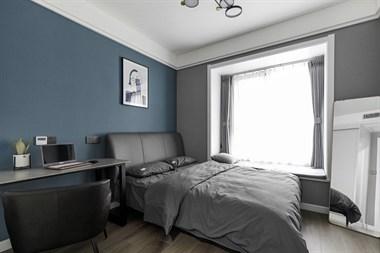 家庭装修选窗帘,用罗马杆,还是用导轨,哪种更好?