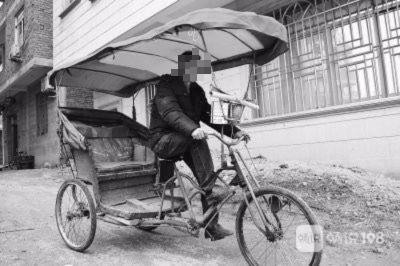 着急去医院给老婆看病,坐三轮车竟遇加价!这态度让我火大