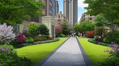 龙域香江澜岸 住在3000亩公园里,是怎么样一种体验?