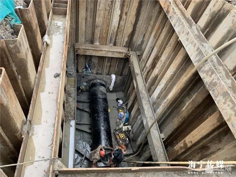 海宁市域外引水工程通水时间定了!马上就能喝到优质水!