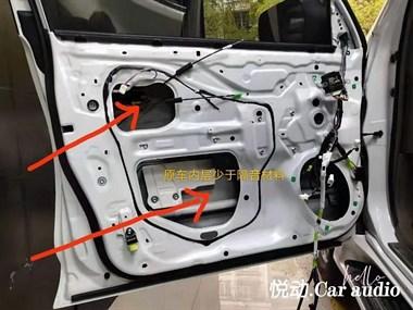 长沙悦动雷克萨斯GX460汽车改装升级舒尔诺夫隔音