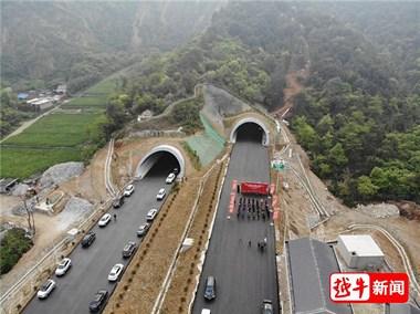 好消息!杭绍台高速绍兴城区段快要通车了!时间就在…