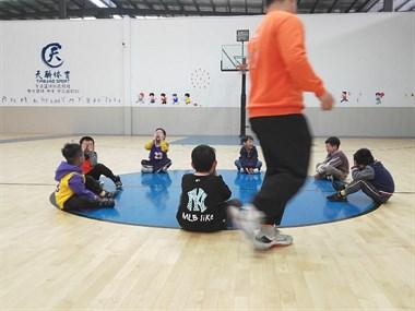 天骄体育馆