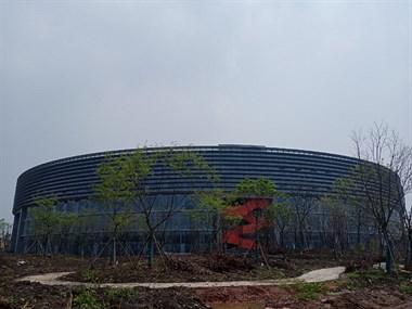 高大上!鹃湖国际科技城好洋气,未来发展值得期待!