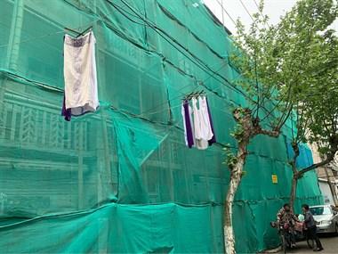 白莲塘社区附近有房子封存了!社友:预计6月要拆