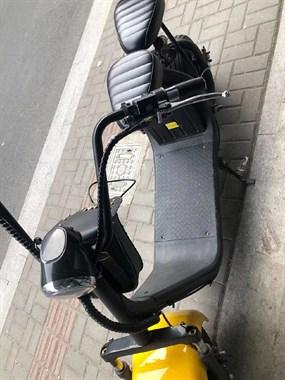 【转卖】二手电动车  大轮 双坐