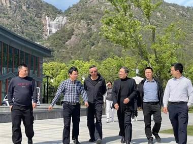 """天台这个地方""""红出圈"""" !继刘翔之后,又一位名人来了!"""