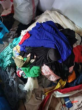 【求购】回收长兴旧衣服