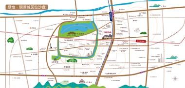 济南绿地明湖城在哪里这是一个什么项目