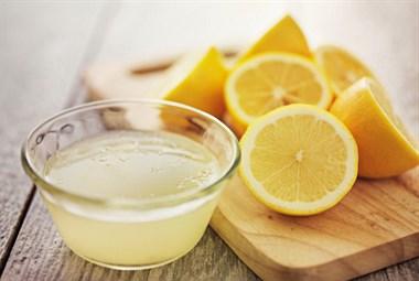 【德润堂】柠檬水有很多妙用,快来看看!