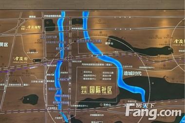 济南旅游路金茂府在哪里这是一个什么项目