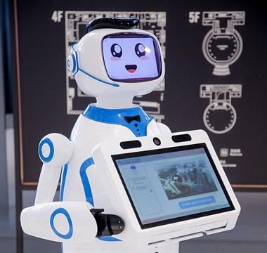 """展望""""机器人+""""新时代丨国辰机器人出席西湖论坛博得满堂彩"""