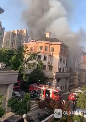 悲痛!嵊州突发火灾后续:两小孩抢救无效不幸死亡