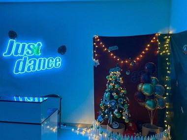 JUSTDANCE舞蹈工作室一周年活动~