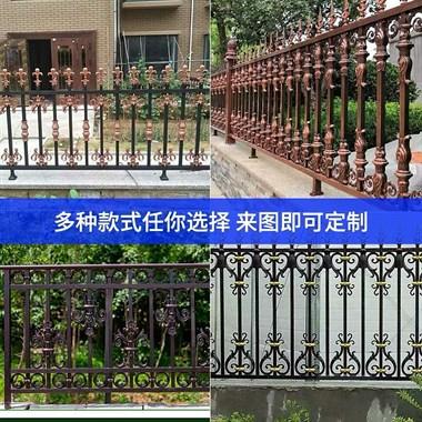 有认识装这种围墙栏杆跟大门的吗