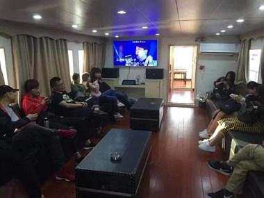 16号象山东门渔村乘游轮出海捕鱼、船上品海鲜一日游118